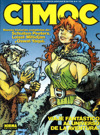 Cover Thumbnail for Cimoc (NORMA Editorial, 1981 series) #103