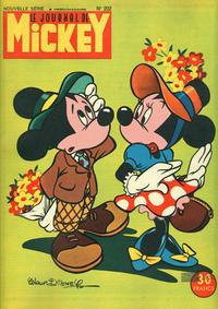 Cover Thumbnail for Le Journal de Mickey (Hachette, 1952 series) #202
