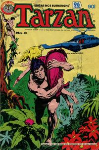 Cover Thumbnail for Edgar Rice Burroughs' Tarzan (K. G. Murray, 1980 series) #3