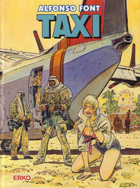 Cover Thumbnail for Taxi (Erko, 2018 series)