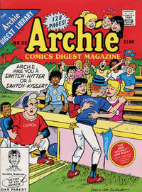 Cover Thumbnail for Archie Comics Digest (Archie, 1973 series) #96 [Direct]