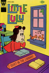 Cover for Little Lulu (Western, 1972 series) #222 [Whitman]