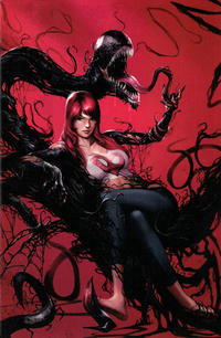 Cover Thumbnail for Venom (Marvel, 2017 series) #150 [MegaCon Exclusive Francesco Mattina Virgin]