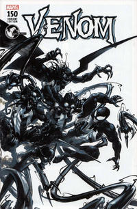 Cover Thumbnail for Venom (Marvel, 2017 series) #150 [Unknown Comics & Games Exclusive - Clayton Crain A]