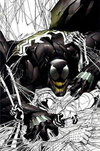 Cover Thumbnail for Venom (Marvel, 2017 series) #150 [Comic Mint Exclusive Gerardo Sandoval Virgin Art]