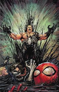 Cover Thumbnail for Venom (Marvel, 2017 series) #6 [C2E2 / Unknown Comics Exclusive Tyler Kirkham Virgin Art]