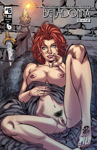 Cover Thumbnail for Belladonna: Fire and Fury (Avatar Press, 2017 series) #6 [Killer Body Nude Cover]
