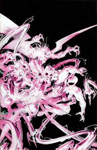 Cover Thumbnail for Venom (Marvel, 2017 series) #150 [Unknown Comics & Games Exclusive - Clayton Crain Negative Virgin Art]