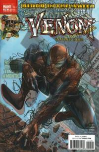 Cover Thumbnail for Venom (Marvel, 2017 series) #155 [Francesco Mattina Lenticular Homage Cover]