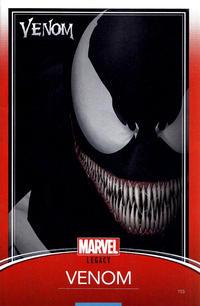 Cover Thumbnail for Venom (Marvel, 2017 series) #155 [John Tyler Christopher Trading Card Cover ]
