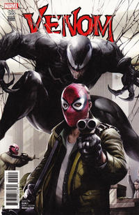 Cover Thumbnail for Venom (Marvel, 2017 series) #155 [Incentive Francesco Mattina Cover]