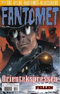 Cover Thumbnail for Fantomet (Hjemmet / Egmont, 1998 series) #6/2018