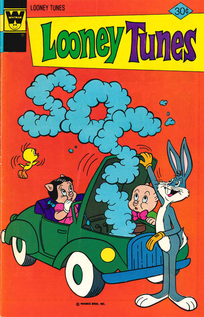 Cover for Looney Tunes (Western, 1975 series) #13