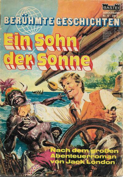 Cover for Bastei Sonderband (Bastei Verlag, 1970 series) #12 - Ein Sohn der Sonne