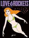 Cover for Love and Rockets (Fantagraphics, 2016 series) #5 [Fantagraphics Variant]
