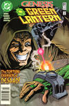 Cover for Green Lantern (DC, 1990 series) #91 [Newsstand]
