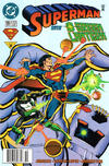Cover for Superman (DC, 1987 series) #105 [Newsstand]