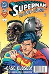 Cover for Superman (DC, 1987 series) #104 [Newsstand]