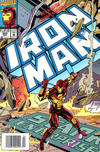 Cover Thumbnail for Iron Man (1968 series) #303 [Newsstand]
