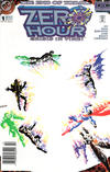 Cover for Zero Hour: Crisis in Time (DC, 1994 series) #1 [Newsstand]