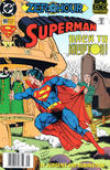 Cover Thumbnail for Superman (1987 series) #93 [Newsstand]