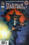 Cover for Starman (DC, 1994 series) #0 [Newsstand]