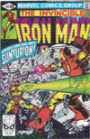Cover for Iron Man (Marvel, 1968 series) #143 [Direct]