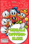 Cover for Donald Duck Tema pocket; Walt Disney's Tema pocket (Hjemmet / Egmont, 1997 series) #[100] - Geniale oppfinnelser