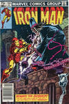 Cover for Iron Man (Marvel, 1968 series) #164 [Canadian]