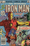 Cover Thumbnail for Iron Man Annual (1976 series) #5 [Canadian]