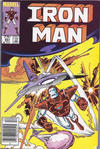 Cover Thumbnail for Iron Man (1968 series) #201 [Canadian]
