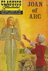 Cover for Classics Illustrated (Gilberton, 1947 series) #78 - Joan of Arc [HRN 165 Second Painted Cover and 25 Cent Price]