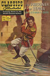 Cover for Classics Illustrated (Gilberton, 1947 series) #76 - The Prisoner of Zenda [HRN 165 Painted Cover]