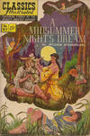 Cover for Classics Illustrated (Gilberton, 1947 series) #87 - A Midsummer Night's Dream [HRN 161]