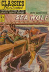 Cover for Classics Illustrated (Gilberton, 1947 series) #85 [O] - Sea Wolf [HRN 161]