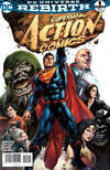 Cover for Superman Action Comics (Editorial Televisa, 2017 series) #1 (957-958)