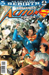 Cover for Superman Action Comics (Editorial Televisa, 2017 series) #3 (961-962)