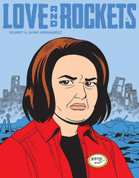 Cover Thumbnail for Love and Rockets (Fantagraphics, 2016 series) #5 [Original]