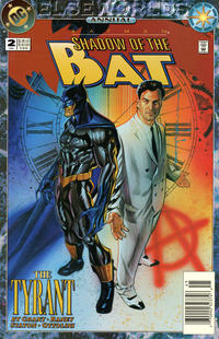 Cover Thumbnail for Batman: Shadow of the Bat Annual (DC, 1993 series) #2 [Newsstand]