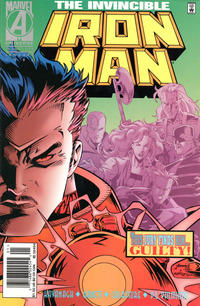 Cover Thumbnail for Iron Man (Marvel, 1968 series) #324 [Newsstand]