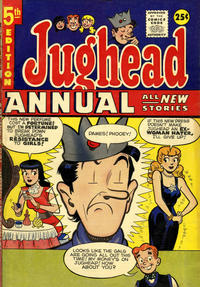 Cover Thumbnail for Archie's Pal Jughead Annual (Archie, 1953 series) #5
