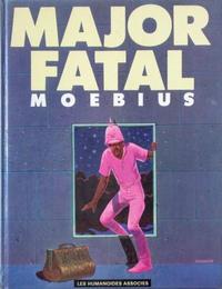 Cover Thumbnail for Major Fatal (Les Humanoïdes Associés, 1979 series) #1