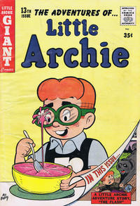 Cover Thumbnail for Little Archie Giant Comics (Archie, 1957 series) #13 [Canadian]