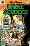 Cover Thumbnail for Walt Disney's Uncle Scrooge (1993 series) #287 [Newsstand]