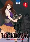 Cover for Lockdown (Ki-oon, 2017 series) #2