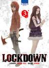 Cover for Lockdown (Ki-oon, 2017 series) #3