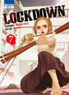 Cover for Lockdown (Ki-oon, 2017 series) #7