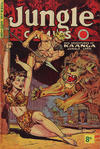 Cover for Jungle Comics (H. John Edwards, 1950 ? series) #10