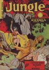 Cover for Jungle Comics (H. John Edwards, 1950 ? series) #12