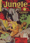 Cover for Jungle Comics (H. John Edwards, 1950 ? series) #12